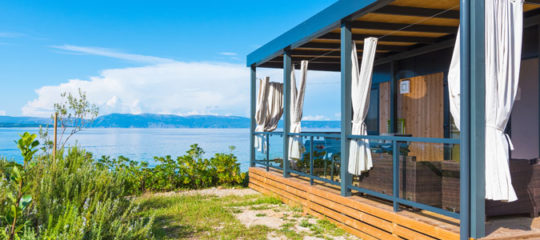camping sur l'ile d'Oleron